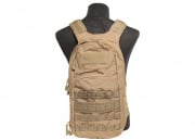 Condor Outdoor Fuel Hydration Molle Pack (Tan)