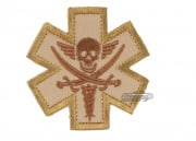 MM Tactical Medic Patch ( Tan )