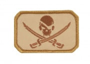 MM Pirate Flag Patch (Desert)
