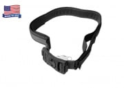 Condor Outdoor Universal Pistol Belt (M/L, Black)