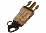 Condor/OE TECH Shackle Upgrade Kit (Tan)