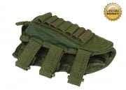 Pantac USA 1000D Cordura Stock Cheek Pad w/ Ammo Compartment ( OD )