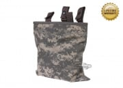 Pantac USA 1000D Cordura Belt Mounted Magazine Drop Pouch (ACU)