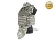 Pantac USA 1000D Cordura Interceptor Plate Carrier (Medium/ACU/Tactical Vest)