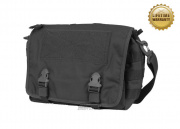Pantac USA 1000D Cordura Messenger Bag (Black)