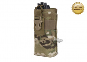 Pantac USA 1000D Cordura Molle Radio Pouch for Prc-148 (Multicam)
