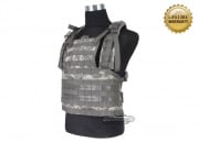 Pantac USA 1000D Cordura Molle MOD Tactical Vest (Medium/ACU)