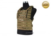 Pantac USA 1000D Cordura Molle MOD Tactical Vest (Medium/Multicam)