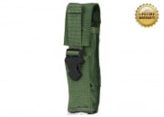 Pantac 1000D Cordura Molle Silencer / Airsoft Barrel Extension Pouch ( OD )
