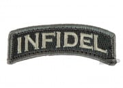 MM Infidel Velcro Patch ( SWAT )