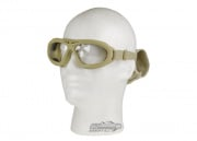 Revision Bullet Ant Goggles ( Tan / Clear )