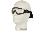 Revision Exoshield Extreme Low-Profile Goggles (Black/Clear)