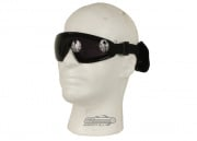 Revision Exoshield Extreme Low-Profile Goggles ( Black / Smoke )