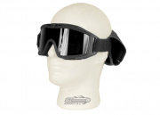 Revision Desert Locust Military Goggles System 2 Lens Kit (Black)