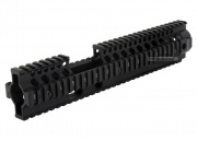 "Madbull Daniel Defense 12"" FSP Omega X Rail Unit (Black)"