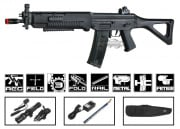 (Discontinued) ICS Full Metal SIG 551 Swat Package AEG Airsoft Gun