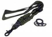 AMP Tactical Dual Bungee Sling for M4 (Foliage Green)