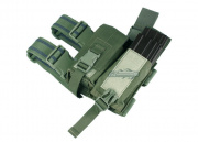 Specter 4 Mag Tactical Thigh Rig (OD Green)