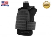 Specter Modular Plate Carrier (S, M/Black/MPC1/Tactical Vest)