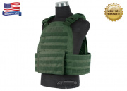 Specter Modular Plate Carrier (L/OD/MPC1/Tactical Vest)