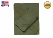 Specter MOLLE/PALS Compatible PFC PriMAC Magazine Pouch Angled Left For Right Handed Shooters (Olive Drab)