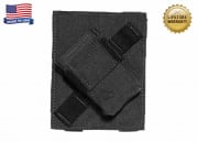 Specter MOLLE/PALS Compatible PFC PriMAC Magazine Pouch Angled Right For Left Handed Shooters (Black)