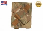 Specter MOLLE/PALS Compatible PFC PriMAC Magazine Pouch Angled Right For Left Handed Shooters (Multicam)