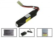 Spartan 7.4v 1350mAh 2s 15C LiPO Stock Tube Battery Package (Battery, Charger & Liposack)