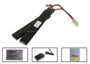 Spartan 7.4v 1600mah 2s 15C LiPO Crane Battery Package ( Battery , Charger & Liposack )