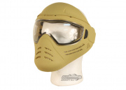 Save Phace Scorpion (Tan) Full Face Tactical Mask
