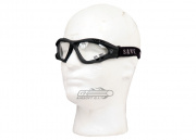 Save Phace Sly Series Goggle ( BLK / Clear )