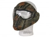 Save Phace Jungle Justice Full Face Tactical Mask