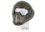 Save Phace Boo ( Multicam ) Full Face Tactical Mask ( Lens Package )