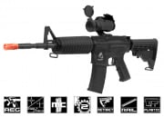 SRC Dragon M4A1 Carbine AEG Airsoft Gun ( Black )