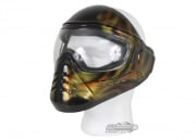 (Discontinued) Save Phace Blaze Full Face Tactical Mask (Lens Package)