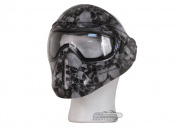 **(Discontinued) Save Phace Skelator Full Face Tactical Mask (Lens Package)