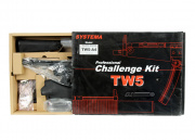 Systema PTW TW5-A4 Airsoft Gun (Challenge Kit)