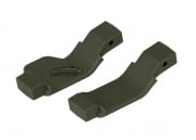 Madbull Airsoft Strike Industries Cobra Trigger Guard for M4/M16/AR (Classic+Righty/OD)