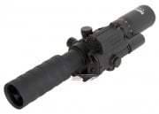 Tufforce 3-9x32 Scope (Rubber Coated w/ Red Laser)