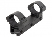 Tufforce 30mm One Piece Ring Mount for MK96 or AW338