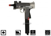 Elite Force Tactical Force TF11 SMG Blowback CO2 Airsoft Gun  Canadian Legal ( Clear )