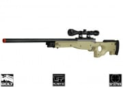(Discontinued) TSD MK96 with Scope Airsoft Gun (Tan)