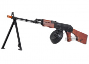 (Discontinued) TSD Tactical Gen II Full Metal/Wood RPK Airsoft Gun