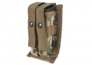 Tru-Spec MOLLE 9mm Double Magazine Pouch (Multicam)
