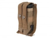 Tru-Spec MOLLE 9mm Double Magazine Pouch ( Coyote )