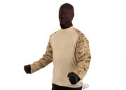 Tru-Spec Combat Shirt ( Desert Digital / XL / Long )