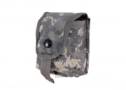 * Discontinued * Tru-Spec MOLLE Frag Grenade Pouch (ACU)