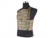 Tru-Spec MOLLE Rack Vest Chest Rig (Multicam)