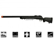 CYMA Full Metal M24 Bolt Action Sniper Rifle Airsoft Gun (Black)