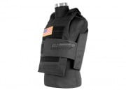 UK Arms Black Hawk Tactical Vest (Black)